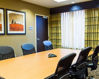 Boardroom | Cambria Hotel Madison East