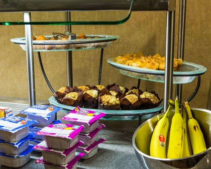 Assorted breakfast items | Cambria Hotel Madison East