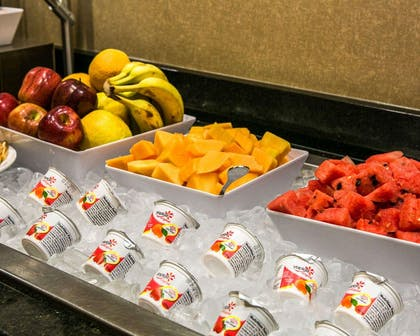 Assorted breakfast items | Cambria Hotel Appleton