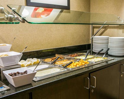 Hot and cold breakfast buffet | Cambria Hotel Appleton