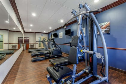 Fitness center | Comfort Suites Milwaukee - Park Place