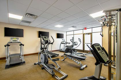 Fitness center | Sleep Inn And Suites Madison