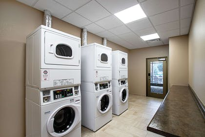 Guest laundry facilities | Sleep Inn And Suites Madison