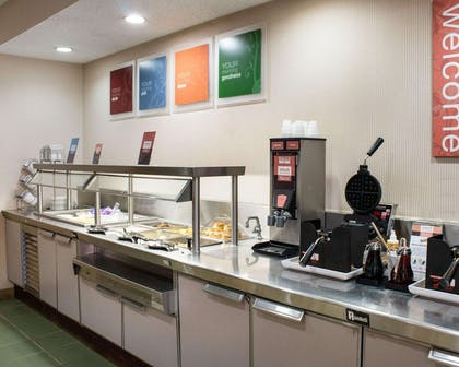 Free breakfast with waffles | Comfort Suites Parkersburg South