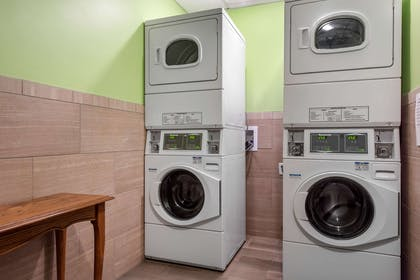 Guest laundry facilities   Quality Inn