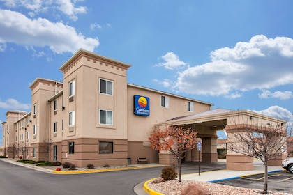 Comfort Inn and Suites hotel in Rawlins, WY | Comfort Inn & Suites