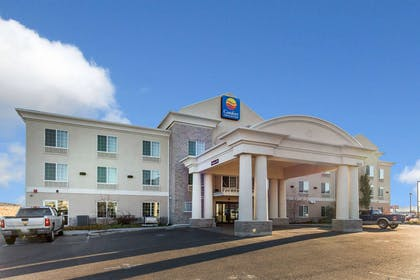 Hotel Exterior | Comfort Inn And Suites Rock Springs