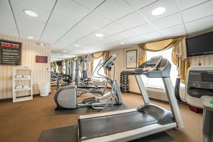 Fitness center | Comfort Inn And Suites Rock Springs