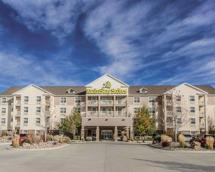 Extended Stay hotel in Casper Wyoming | Mainstay Suites Casper