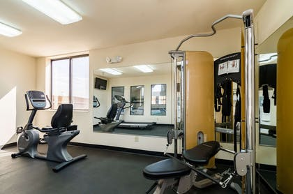 Workout room | Comfort Inn Colby