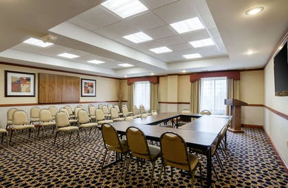 Meeting room | Comfort Suites Pratt