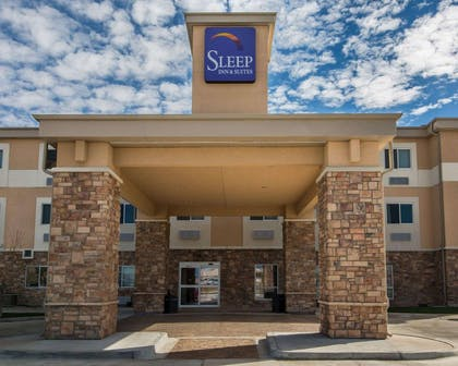 Hotel exterior | Sleep Inn And Suites Colby