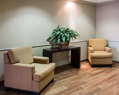 Hotel lobby | Sleep Inn And Suites Colby