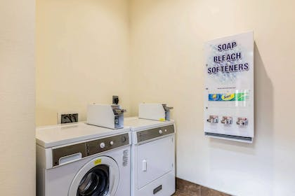 Guest laundry facilities   Comfort Inn And Suites