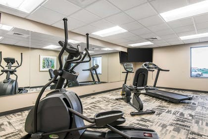 Fitness center | The Heritage Inn & Suites, an Ascend Hotel Collection Member
