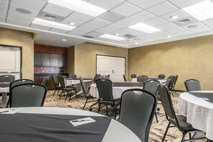 Large space for receptions, parties, anniversaries, and business | The Heritage Inn & Suites, an Ascend Hotel Collection Member