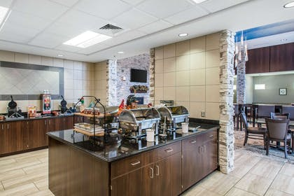 Assorted breakfast items | The Heritage Inn & Suites, an Ascend Hotel Collection Member