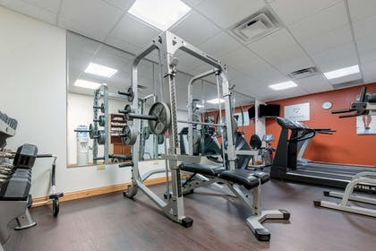 Fitness center | Comfort Suites Airport