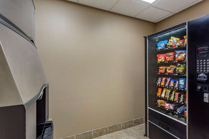 Hotel vending area   Comfort Inn And Suites
