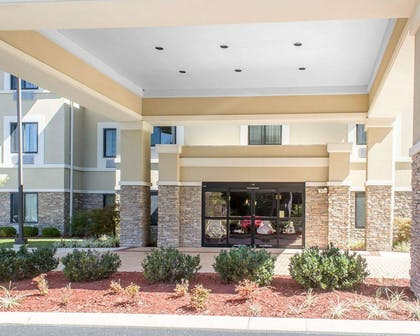 Hotel entrance | Sleep Inn & Suites