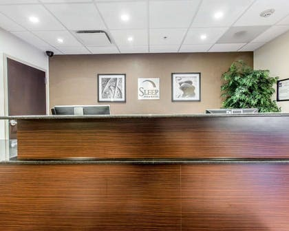 Front desk | Sleep Inn & Suites