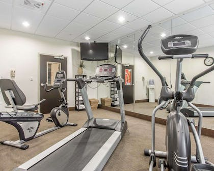 Exercise room | Sleep Inn & Suites