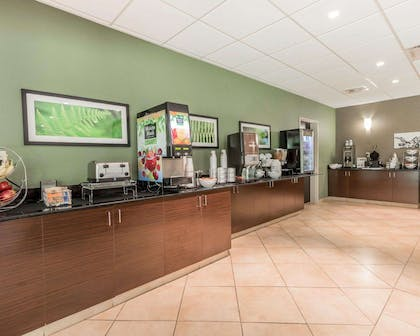 Breakfast counter | Sleep Inn & Suites