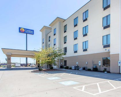 Comfort Inn & Suites hotel in Madisonville, KY | Comfort Inn And Suites