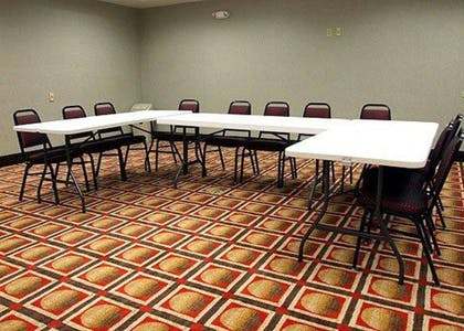 Meeting room with u-shaped setup | Comfort Inn And Suites