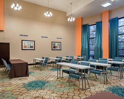 Large space perfect for corporate functions or training | Quality Suites