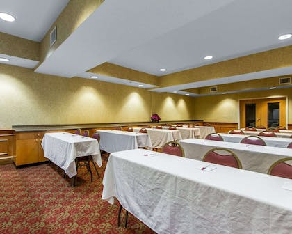 Large space perfect for corporate functions or training | Comfort Suites Airport