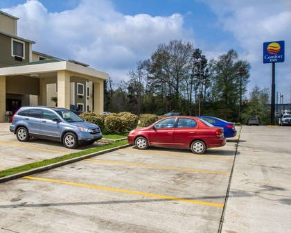 Hotel near popular attractions | Comfort Inn Amite