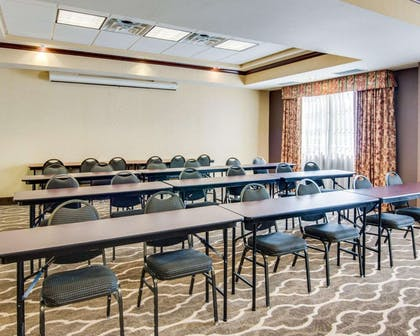 Meeting room | Comfort Suites Shreveport