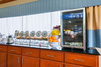 Assorted breakfast items | Comfort Suites Lake Charles