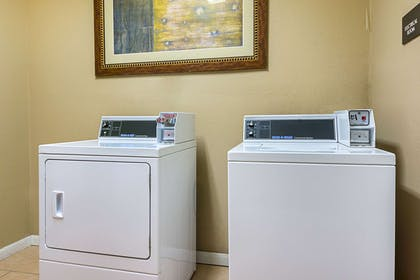 Guest laundry facilities | Comfort Suites Lake Charles