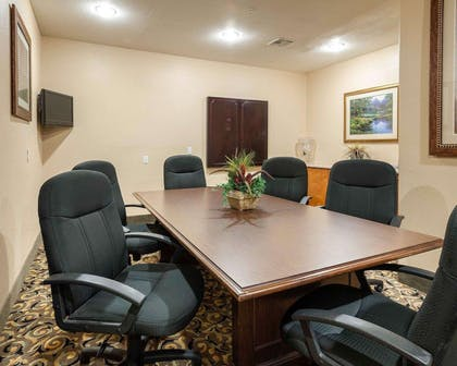Conference room | Comfort Suites Lake Charles