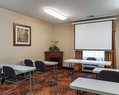 Large space perfect for corporate functions or training | Comfort Suites Lake Charles