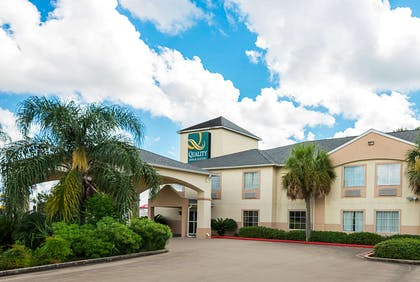Quality Inn and Suites hotel in Franklin, LA | Quality Inn & Suites