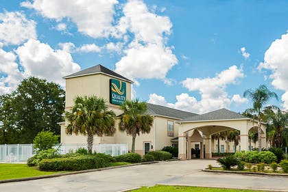 Hotel near popular attractions | Quality Inn & Suites