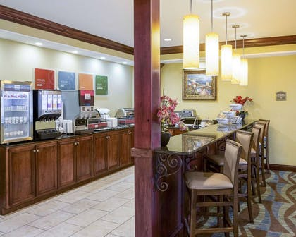 Assorted breakfast items | Comfort Suites Harvey - New Orleans West