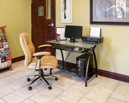 Business center | Comfort Suites Harvey - New Orleans West