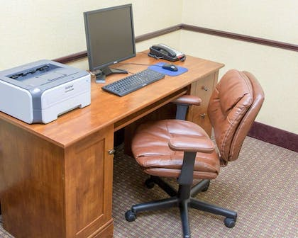Business center with free wireless Internet access | Comfort Inn New Orleans Airport
