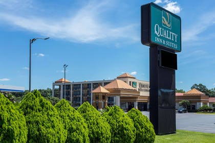 Hotel exterior | Quality Inn & Suites Baton Rouge West – Port Allen