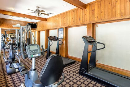 Fitness center | Quality Inn & Suites Baton Rouge West – Port Allen