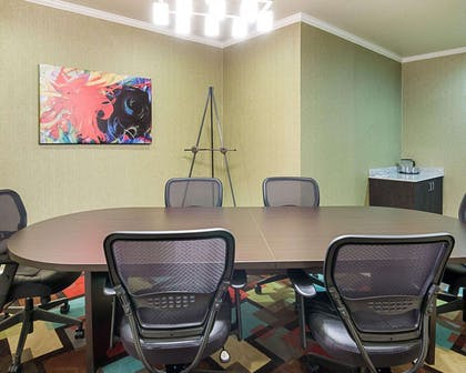 Large space perfect for corporate functions or training | Comfort Suites