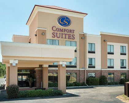 Hotel near Historical Park | Comfort Suites