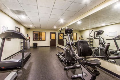 Fitness center | Evangeline Downs Hotel, an Ascend Hotel Collection Member
