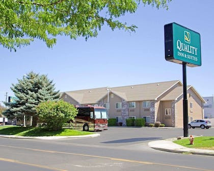 Quality Inn & Suites hotel in Twin Falls, ID | Quality Inn & Suites
