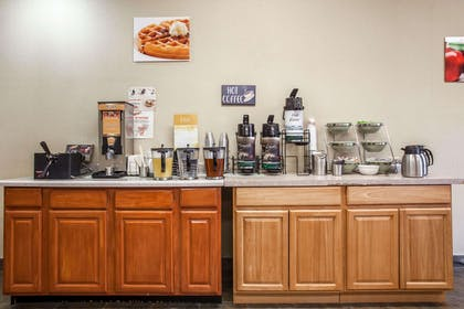Assorted breakfast items | Quality Inn & Suites Federal Way - Seattle