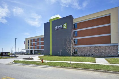 Exterior | Home2 Suites by Hilton KCI Airport